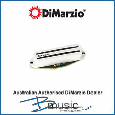 NEW DiMarzio DP425 Satch Track Pickup - White