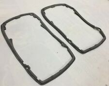 Mercedes W114 W115 Headlight Assembly Rear Weathership Rubber Seal Gasket Pair