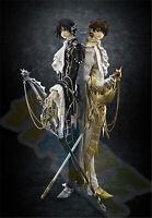 Code Geass R2 Clamp Works Lelouch & Suzaku Figure Model Toy Set 24cm