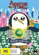 Adventure Time (Collection 7): Reign of Gunters (With Lenticular 3D Cup)   DVD