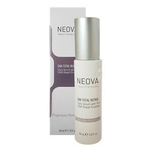 New & Fresh Neova DNA Total Repair Face Daily Serum Anti-Aging 30 ml / 1.0 oz