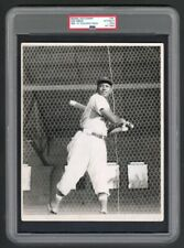 Josh Gibson Original Photograph PSA/DNA Type 1 Used for 1950-1951 Toleteros Card