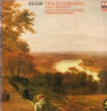 Elgar(Vinyl LP)Violin Concerto-EMI-41 2058 1-UK-Ex/Ex