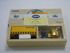 97910 Corgi Diecast Models Scammel Scarab Rail Freight Yellow New & Boxed