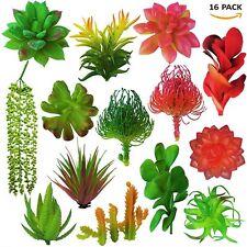 Fake Plants Artificial Succulent Decoration – Faux Unpotted plantas artificiales