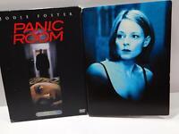 Panic Room (DVD, 2002, The Superbit Collection) Jodie Foster Jared Leto Slim