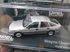 OPEL Vectra A Schrägheck Limousine 1989 - 1992 silber IXO Altaya S-Preis 1:43