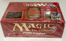 Magic the Gathering  Mtg X3 Fallen Empires Booster Packs 1994 Sealed