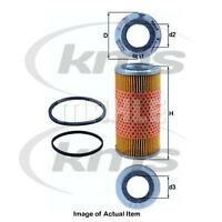 New Genuine MAHLE Engine Oil Filter OX 17D Top German Quality