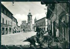 Macerata San Ginesio Foto FG cartolina KF1792