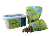 HILTON HERBS HERBALLS HORSE TREAT NATURAL THE ULTIMATE NATURAL TREAT