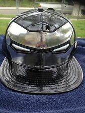 War Machine Marvel Iron Man 2  New Era Hat 59fifty 7 1/4