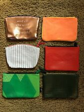 Lot Of Ipsy Make Up Bags New Bags Only No Make Up 6 Pieces