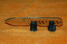 ONTARIO KNIFE COMPANY RANGER SILVER SKELETON OKC 9462 / KYDEX / USA MADE / BNIP!