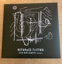 REFORMED FACTION - SAVE OUR GHOHSTS VOL 1 - EXPERIMENTAL,AMBIENT - ZOVIET FRANCE