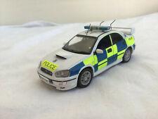 J-COLLECTION Code 3 Subaru Impreza WRX WEST MIDLANDS POLICE
