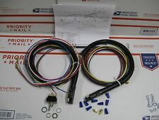 MEYER SNOW PLOW LIGHT WIRING HARNESS 80831 & SWITCH- NEW MADE BY TRUCK-LITE ATL