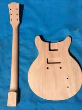 PROJECT ELECTRIC GUITAR BUILDER KIT MADE BY CNC