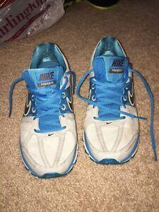 Nike Pegasus 28 women's shoes size 9.5 blue