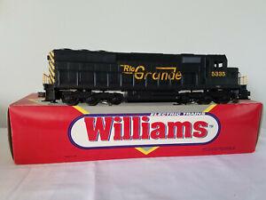 Williams/Bachmann - Rio Grande Locomotive SD4509 W/ Horn(#5335) - O Gauge