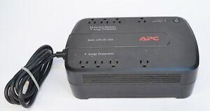 APC Back-UPS ES 8 Outlet UPS 550VA 120V BE550G w/ NEW Battery