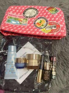 BN Estee Lauder Revitalizing Supreme 7Pc. Gift Set Skincare Makeup Bag,$140value