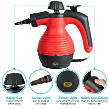 New Portable Steamer Household Steam Cleaner Multi-functional with 9 Attachments
