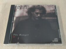 The Hunger by Michael Bolton (CD, Jan-1987, Columbia (USA)) CK 40473