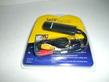 EasyCAP DC60 USB Audio Video Capture Card VHS VCR TV to DVD Converter Adapter