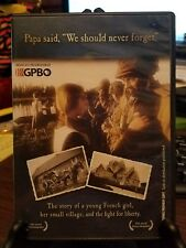 """Pre-owned ~ Papa Said, """"We should never forget."""" (2008, DVD) GPB Presentation"""