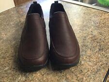 Men's L.L. Bean Slip on Leather Shoe - Size 8 Medium - New w/o Box!