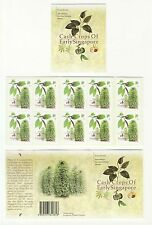 SINGAPORE 2008 CASH CORPS OF EARLY SINGAPORE BOOKLET OF 10 STAMPS IN MINT MNH