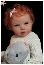 Madeline Toddler Kit Blanc Vinyle pièces pour faire un bébé reborn-pas terminé