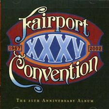 Fairport Convention - XXXV [New CD] Reissue