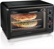 Hamilton Beach Countertop Oven With Convection & Rotisserie, Black, No Tax, New