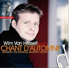 Wim Van Hasselt - Chant Dautomne - Music For Trumpet And Ensembles (NEW CD)