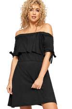 Bardot Stretch Short Sleeve Dresses for Women