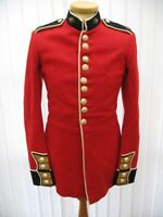 British Cold Stream Guards NCOs Scarlet Red Parade Tunic .Queens Guard