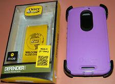 OtterBox Defender Motorola Moto X (2nd Gen) , Purple colored case, New