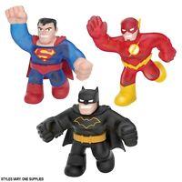 Heroes of Goo Jit Zu DC Comics Batman, Superman, Flash Pick One Hero Figure Pack