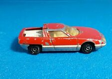 MAJORETTE 1:55 n. 221 - Citroen GS Camargue Bertone - red - Made in France