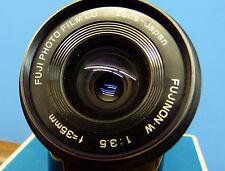 Fuji Fujinon-W 1:3 .5 35 mm M42 Mount Lens RARE LENS Excellent!