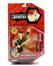 Cartoon Network - Samurai Jack - Sword Slashing Samurai Action Figure
