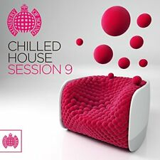 Chilled House Session 9  Ministry Of Sound [CD] Sent Sameday*