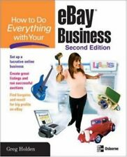 How to Do Everything with Your eBay Business, Seco