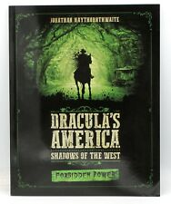 Forbidden Power 26572 Dracula's American Shadows of the West (Supplement) Book