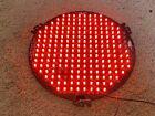 Railroad Crossing Signal LED Light Aurora 12 Inch RARE!