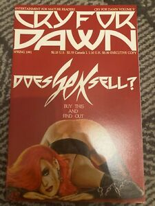 Cry for Dawn Comic Volume 5