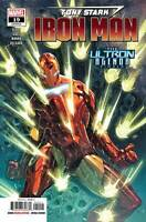 Tony Stark Iron Man #19 (2019 Marvel Comics) First Print Lozano Cover