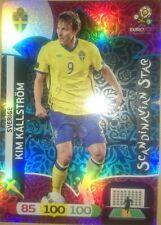 Kim Källström Kallstrom Scandinavian Star Sverige Adrenalyn XL Euro 2012 Rare